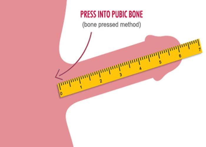 Cách đo kích thước dương vật chính xác và hiệu quả nhất
