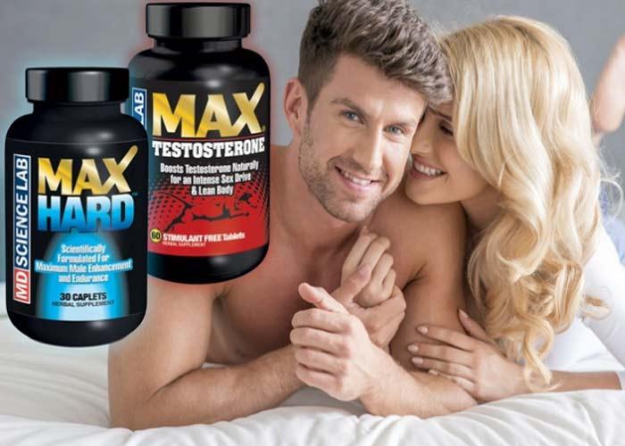 Thuốc cường dương Maxhard – USA(Mỹ) làm cho nàng sung sướng