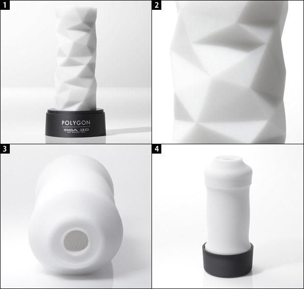 Đồ Chơi Người Lớn Cho Nam Giới Tenga 3D Trứ Danh 06