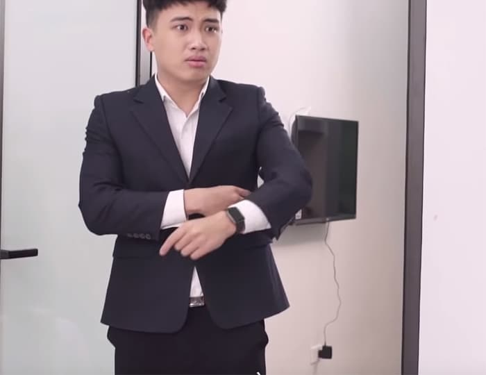 CEO and Founder Trần Minh Vượng