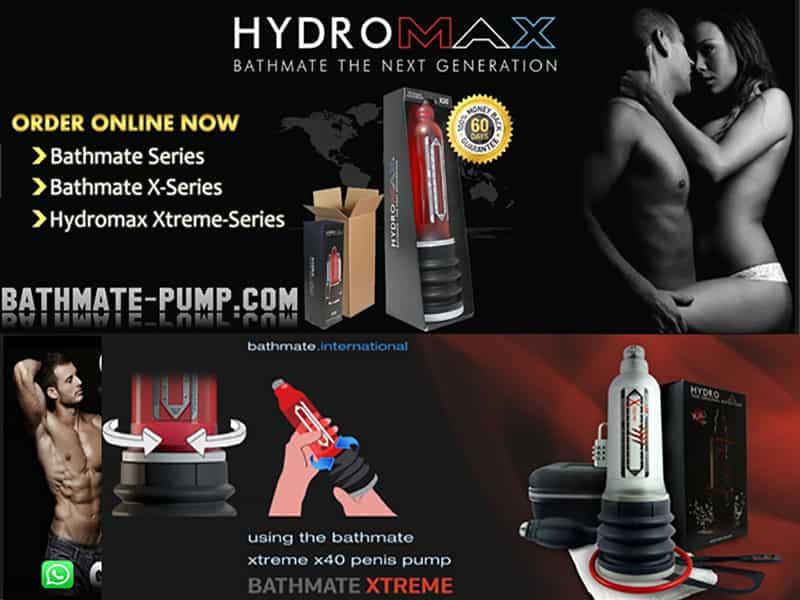 máy tập hydromax làm to nhanh cậu nhỏ