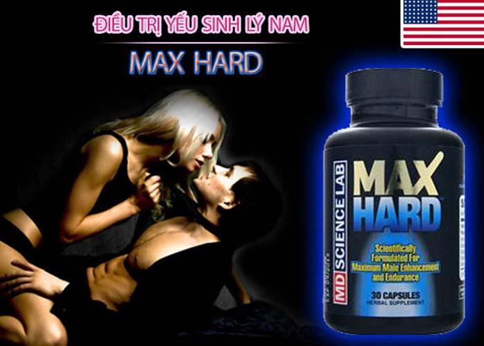 thuốc tăng kích thước dương vật maxhard